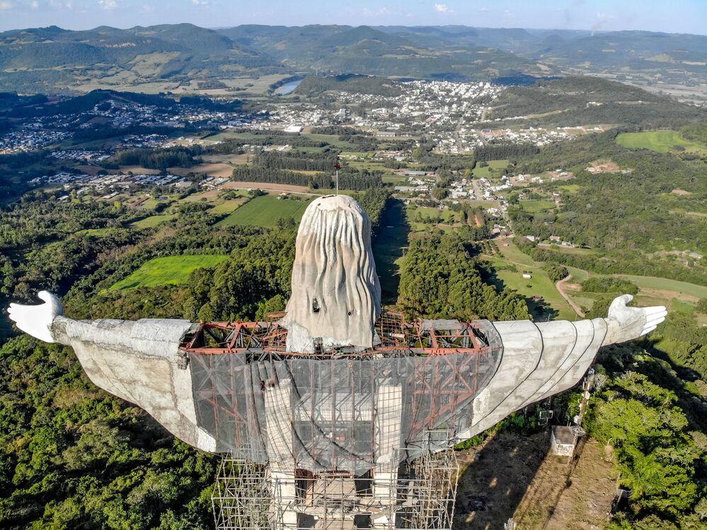 Em breve, o estado brasileiro do Rio do Sul terá seu grande novo guardião terminado