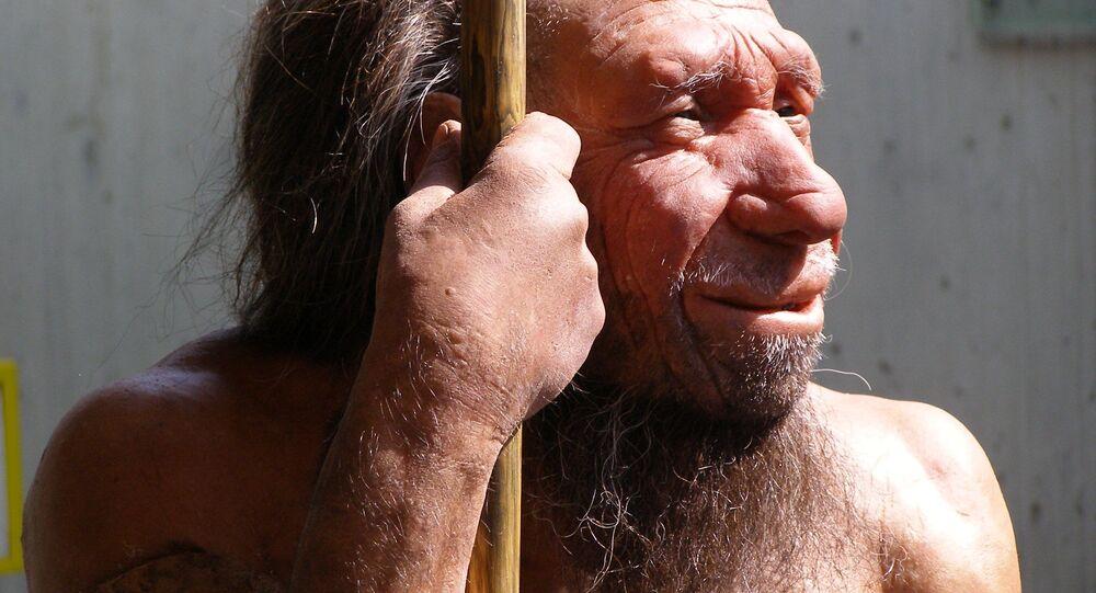 Neandertal (imagem referencial)