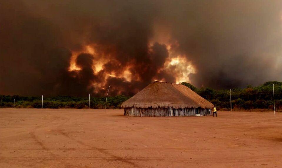 A Terra Indígena do Xingu, no nordeste de Mato Grosso, é o território indígena do Brasil que mais sofreu o com as queimadas e incêndios florestais em 2020