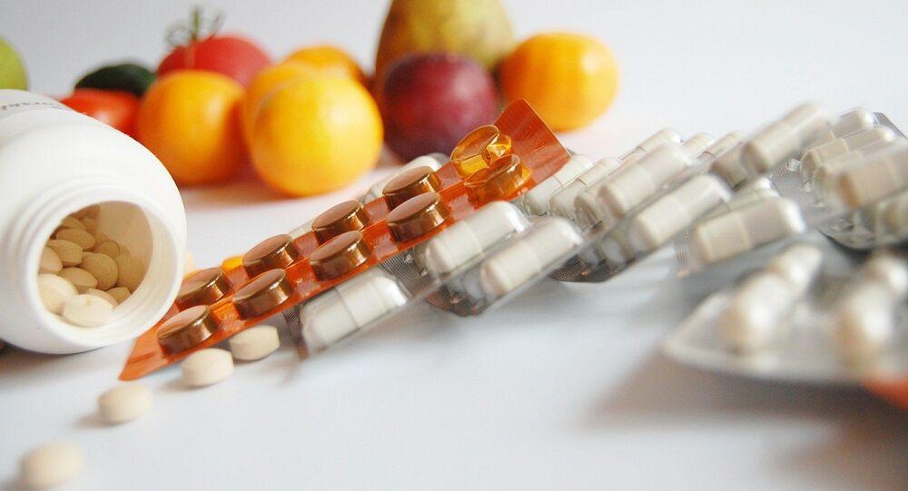 Vitaminas (imagem referencial)