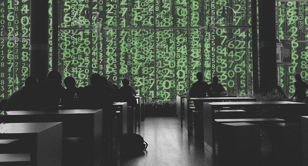 Rede de espionagem (imagem referencial)