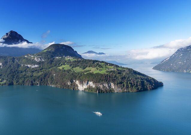 Lago de Lucerna, Suíça