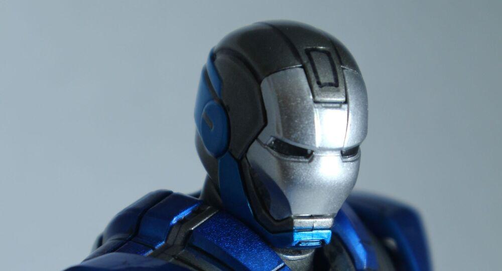 Ciborgue (imagem referencial)