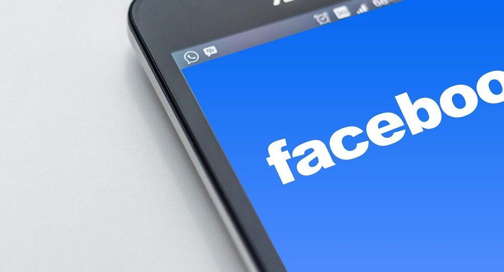 Aplicativo do Facebook