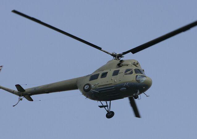 Helicóptero Mi-2