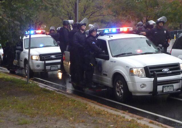 Polícia do Colorado, nos EUA