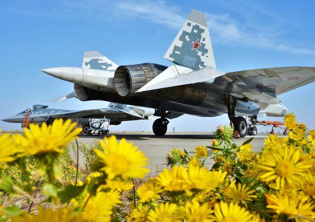 Caça russo de quinta geração, Su-57