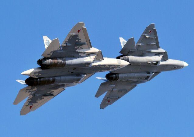 Caças russos de quinta geração, Su-57