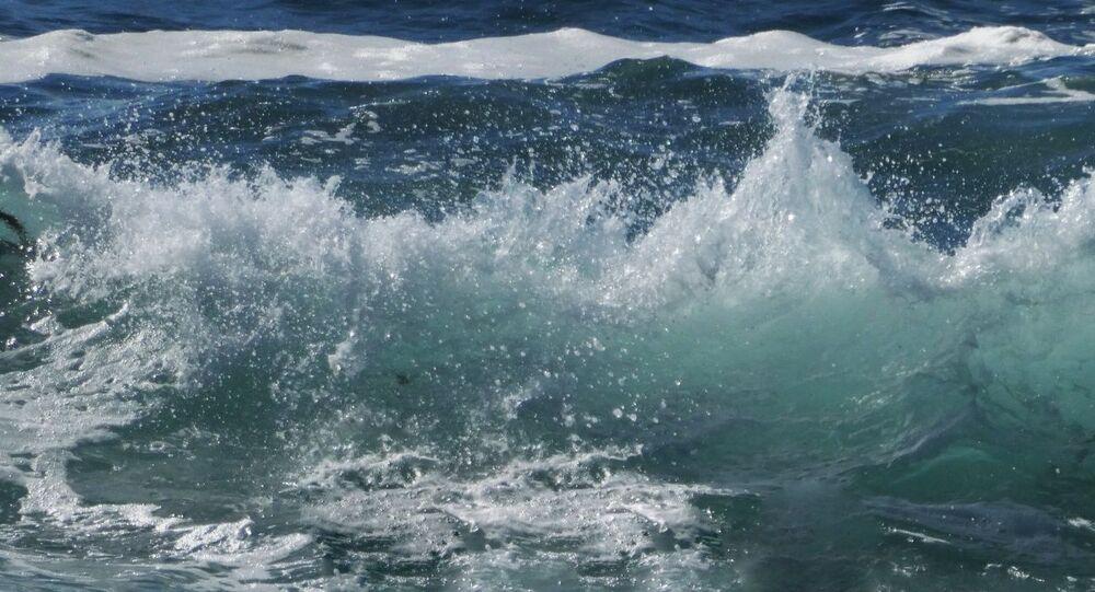 Oceano (imagem referencial)