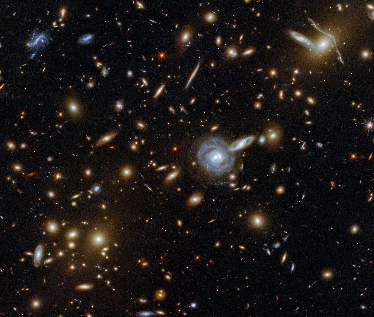 Aglomerado de galáxias ACO S 295