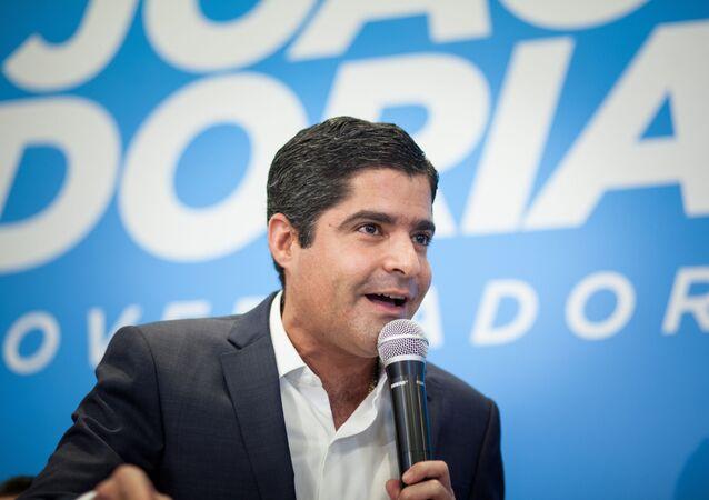 ACM Neto, presidente nacional do DEM e ex-prefeito de Salvador