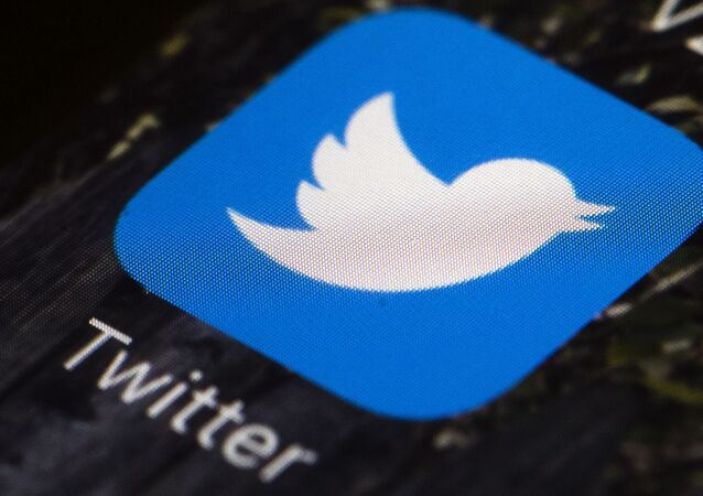 Ícone do aplicativo Twitter é visto em um telefone celular na Filadélfia, Pensilvânia, em 26 de abril de 2017