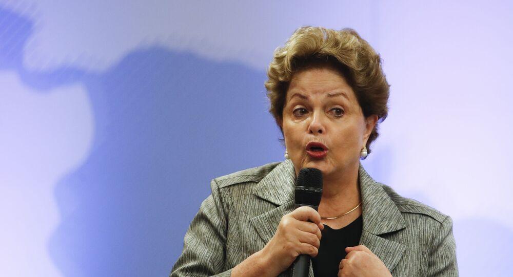 Ex-presidente Dilma Rousseff participa de encontro do Grupo de Puebla em Buenos Aires, na Argentina