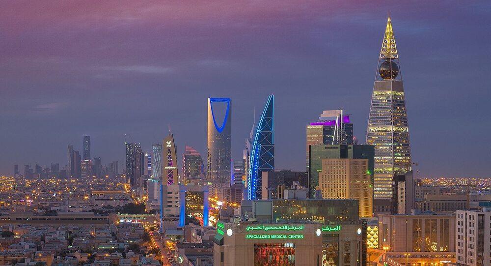 Capital da Arábia Saudita, Riyadh