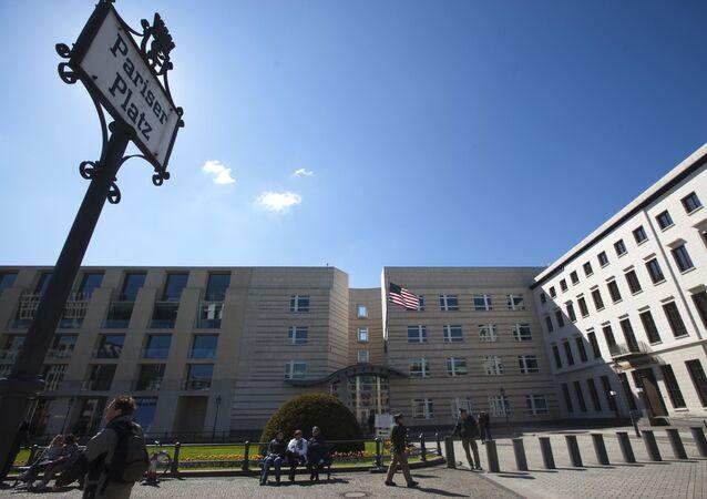 Embaixada dos EUA em Berlim, Alemanha