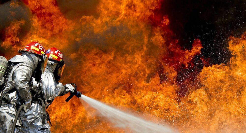 Incêndio (imagem referencial)