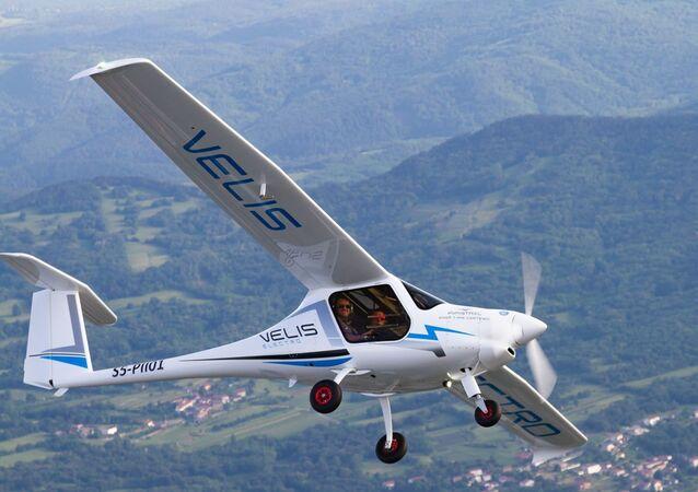Avião elétrico Pipestrel Velis Electro