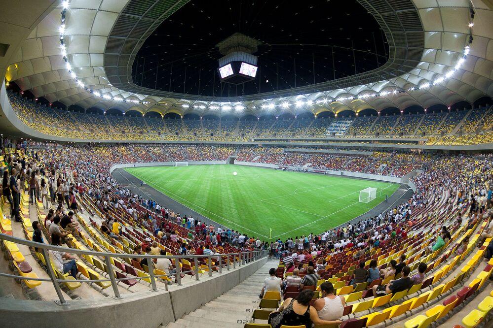 Arena Nacional, estádio de futebol em Bucareste, na Romênia