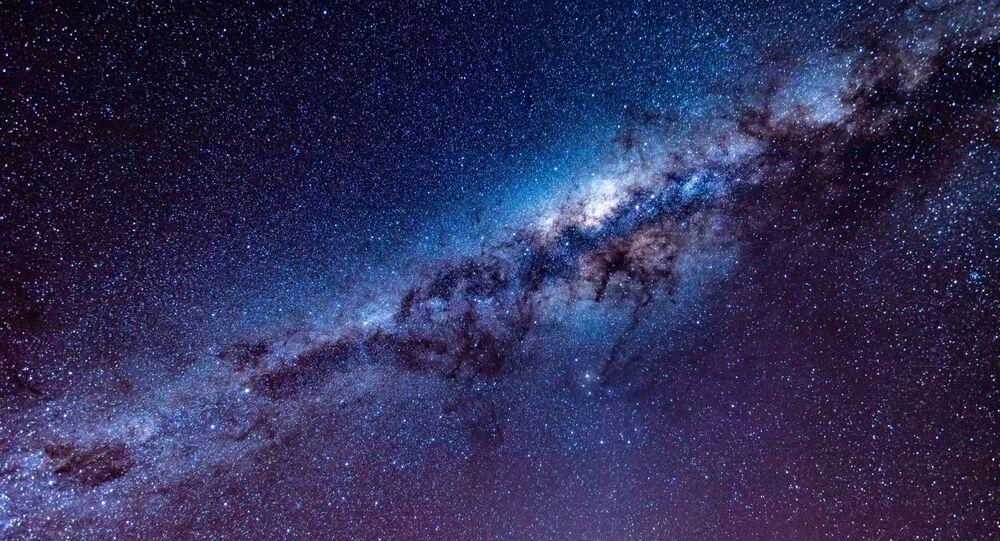 Via Láctea (imagem referencial)