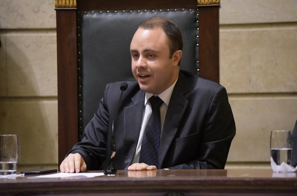 O advogado Fábio Pimentel, sócio do J Amaral Advogados, que tem escritórios em Portugal e no Brasil