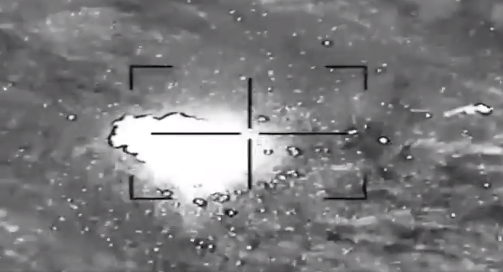 Coalizão saudita abate drone houthi