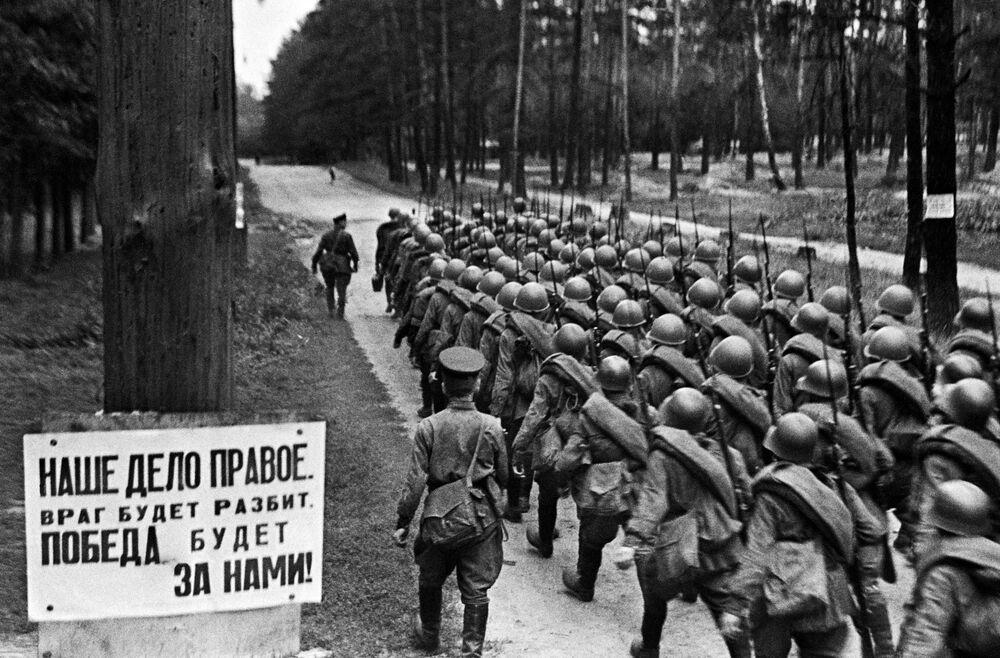 Mobilização durante a Grande Guerra pela Pátria, 23 de junho de 1941