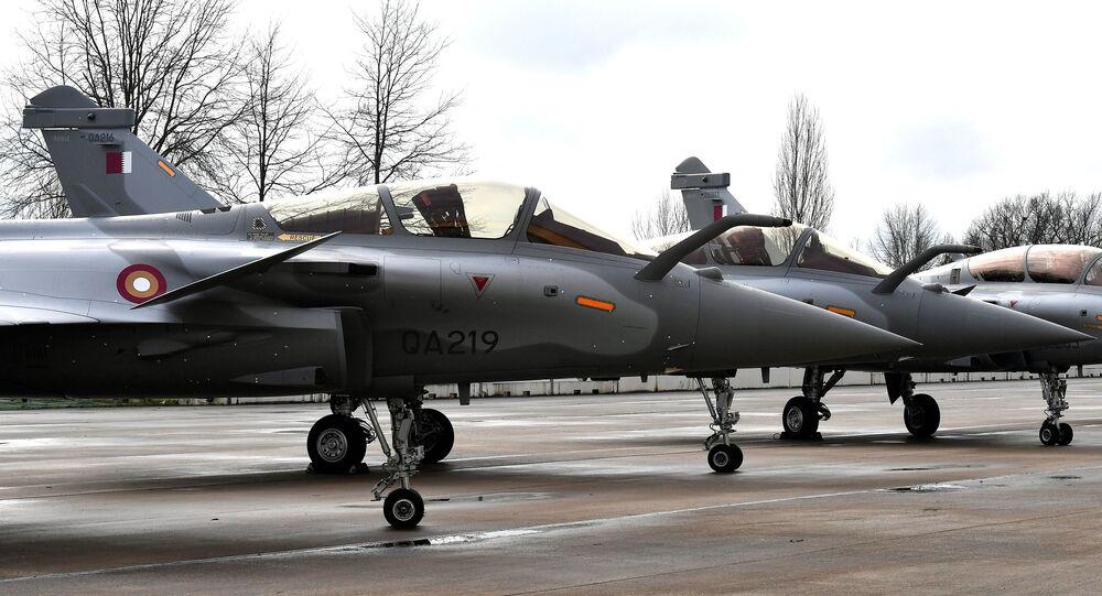 Caças da Força Aérea do Catar