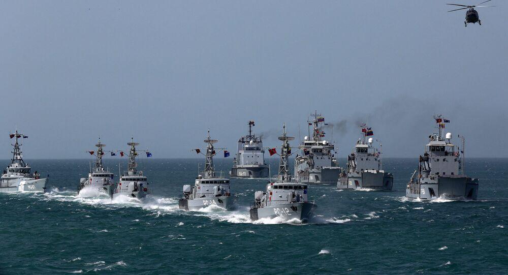 Fragatas da Marinha venezuelana