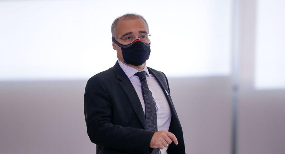 Ex-ministro da Justiça do Brasil, André Mendonça