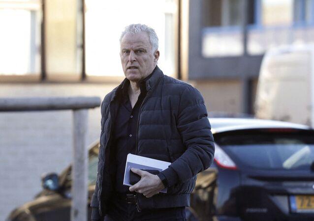 Jornalista de investigação Peter R. de Vries (foto de arquivo)