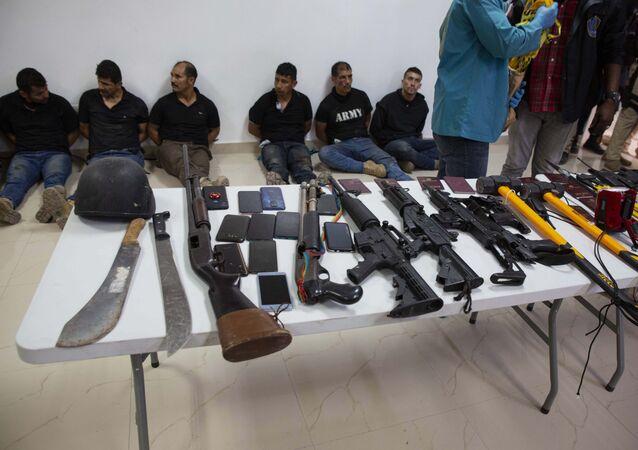 Suspeitos do assassinato do presidente do Haiti, Jovenel Moïse