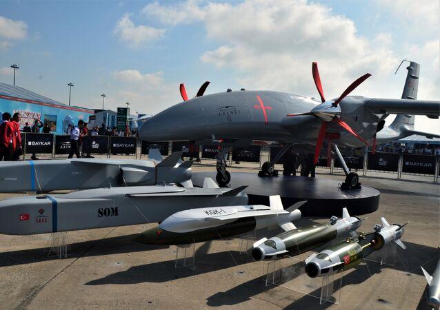 Drone de combate turco, Akinci