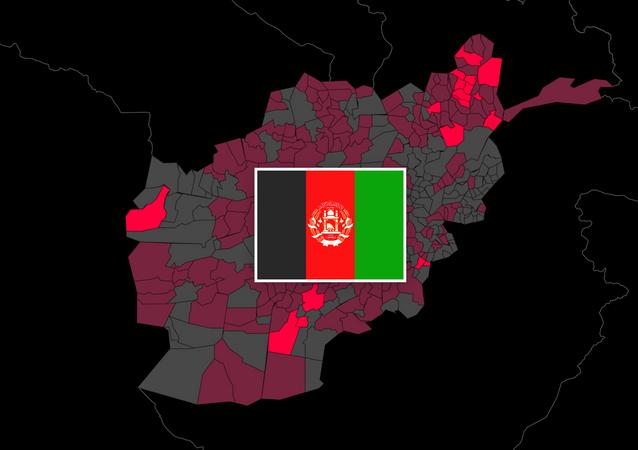 Afeganistão deixado por tropas dos EUA: avanço do Talibã