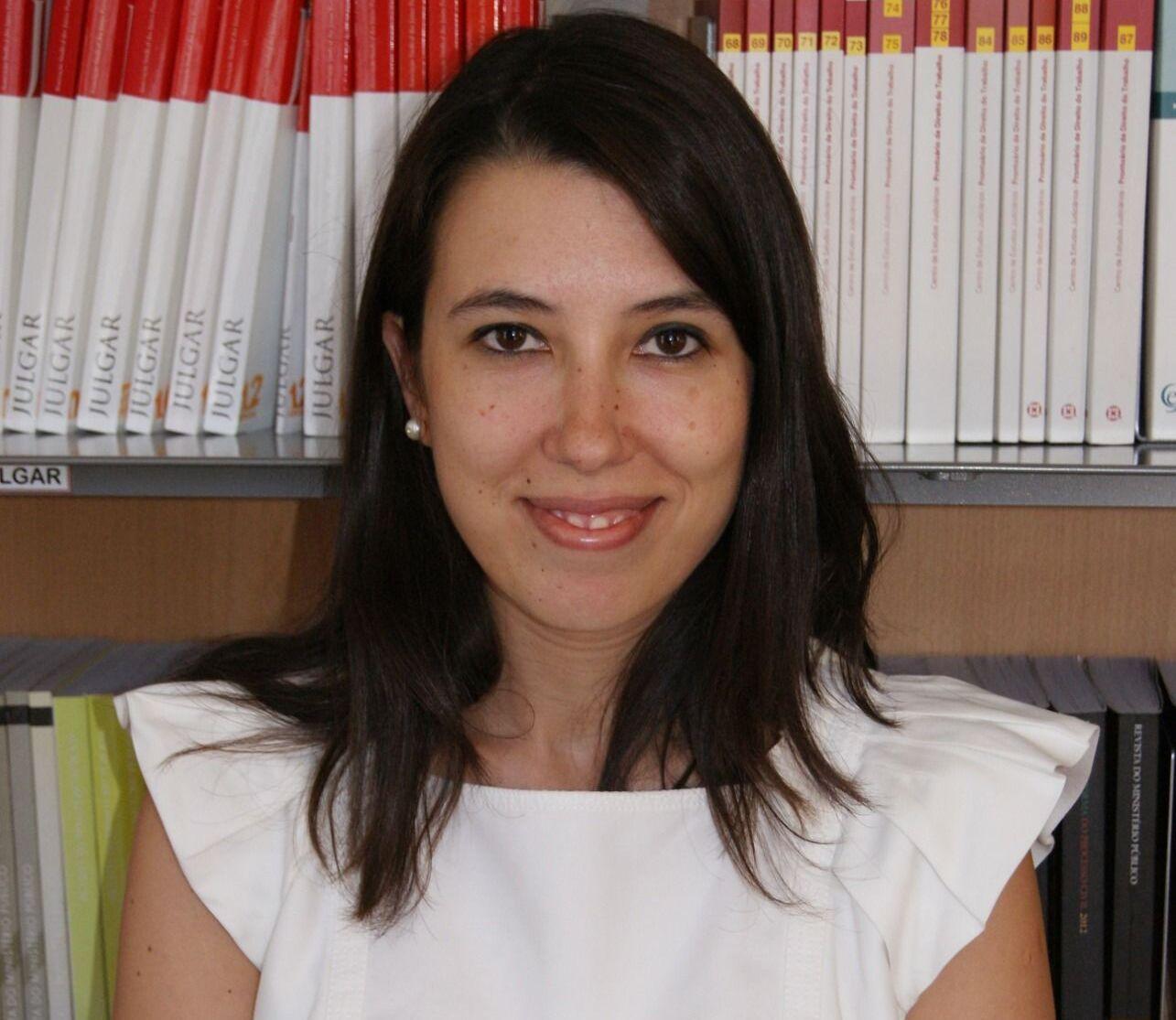 Margarida Santos, professora da Escola de Direito da Universidade do Minho