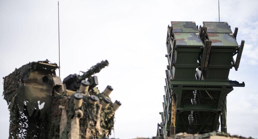 Sistema de defesa antiaérea Patriot