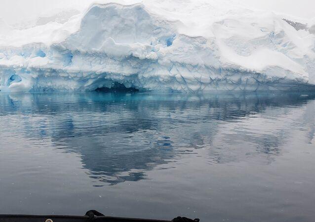 Antártica (imagem referencial)