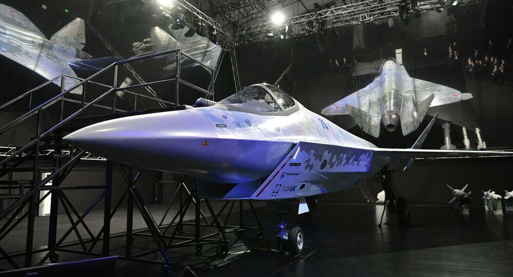 Protótipo do novo caça multifuncional leve de quinta geração da Rússia, Checkmate