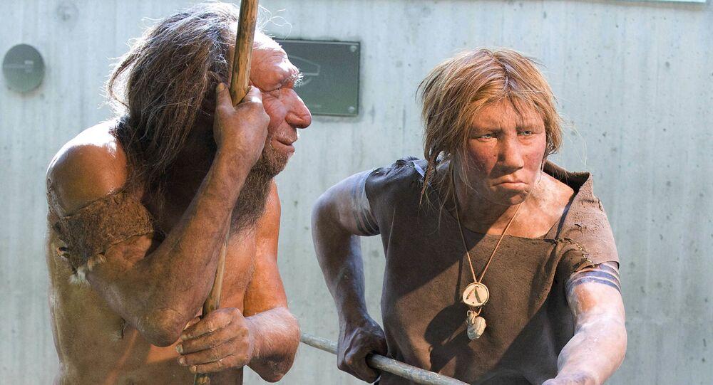Neandertais (imagem referencial)