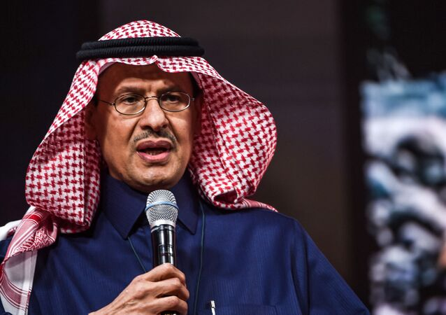 Ministro da Energia da Arábia Saudita, Abdulaziz bin Salman al Saud, 27 de janeiro de 2021