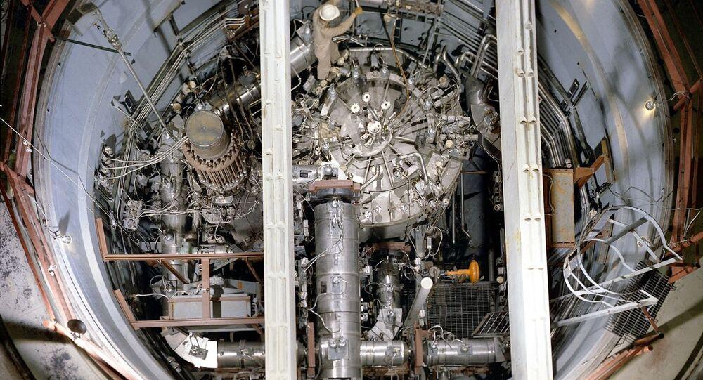 Para além de não precisar de água para esfriar, novo reator nuclear chinês vai utilizar tório em vez de plutônio