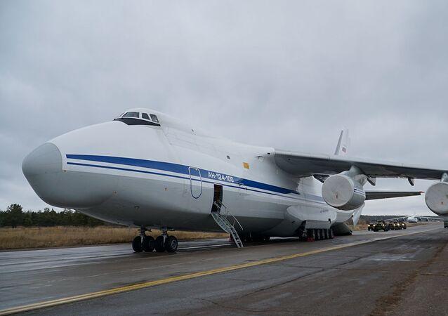 Avião An-124 Ruslan