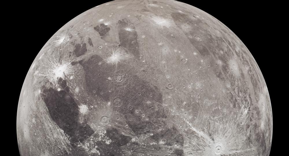 Ganímedes (imagem referencial)