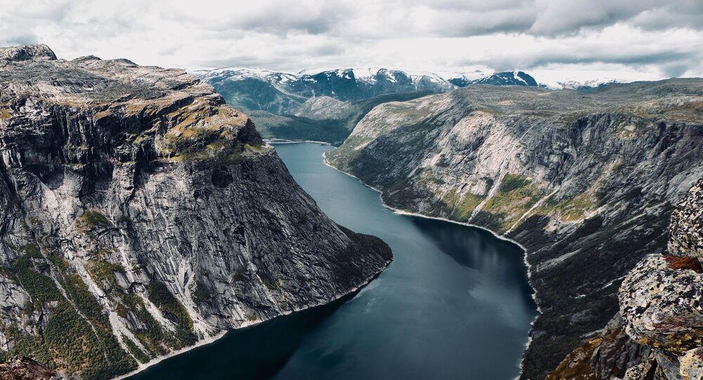 Montanhas da Islândia (imagem referencial)