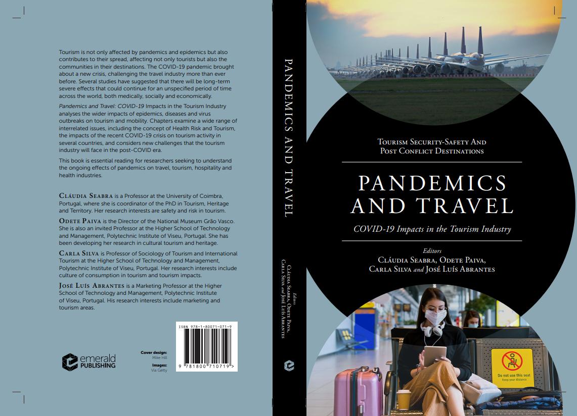 O livro editado por pesquisadores da Universidade de Coimbra e do Instituto Politécnico de Viseu
