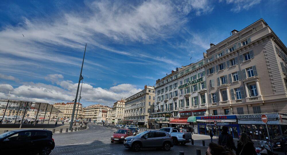 Ruas de Marselha, França (imagem referencial)