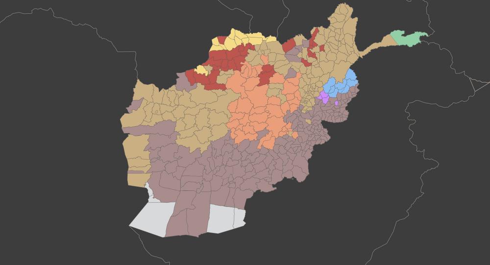 As etnias que formam população do Afeganistão