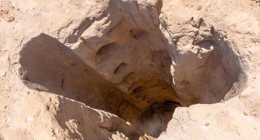 A missão arqueológica egípcia conseguiu descobrir 40 poços de água e cisternas, ânforas de barro, vasos, lâmpadas, instrumentos de pesca como redes, além de restos de estátuas de mármore de divindades, imperadores e guerreiros