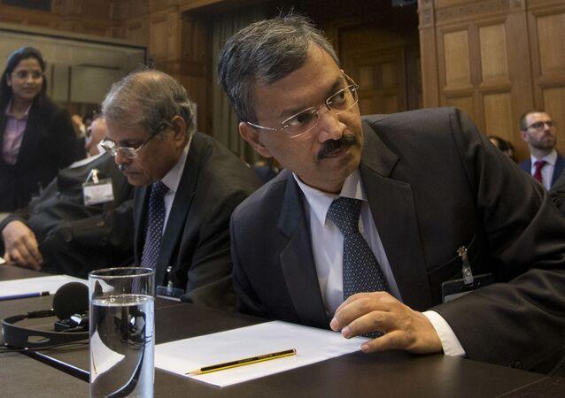 Dr. Deepak Mittal, embaixador da Índia no Catar (imagem referencial)