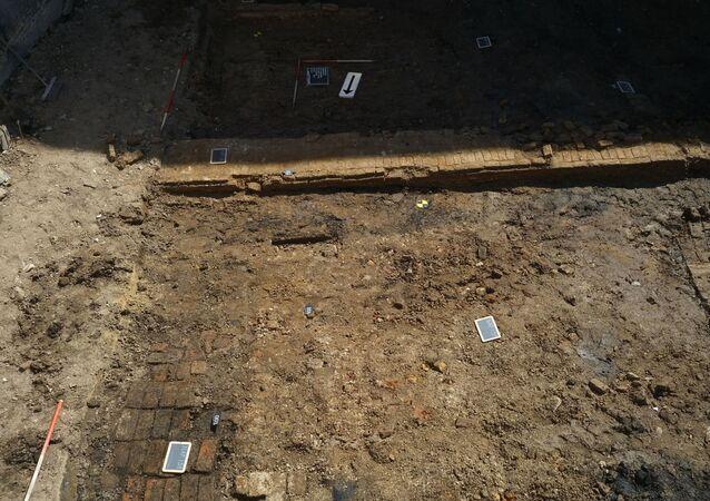 Escavações arqueológicas (imagem referencial)