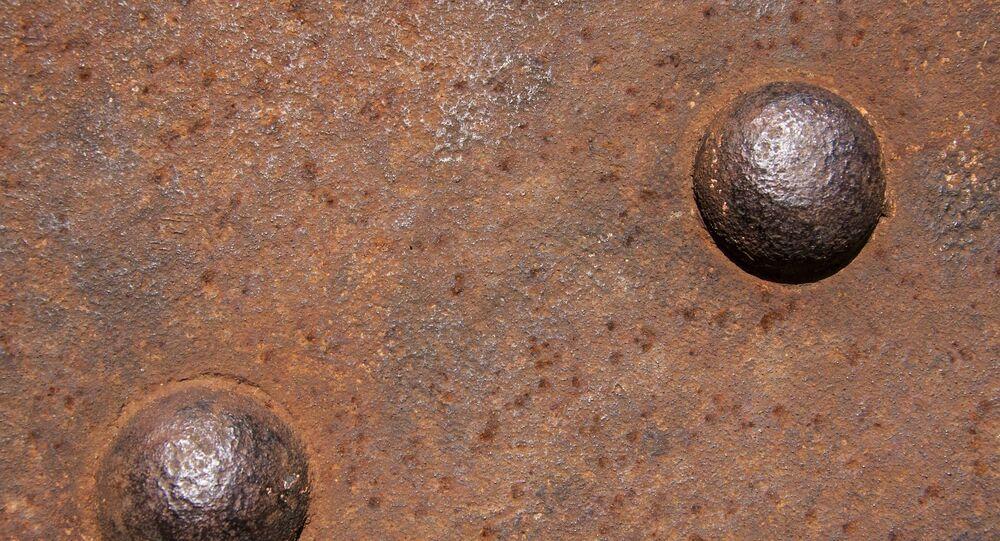Bolas de pedra (imagem referencial)